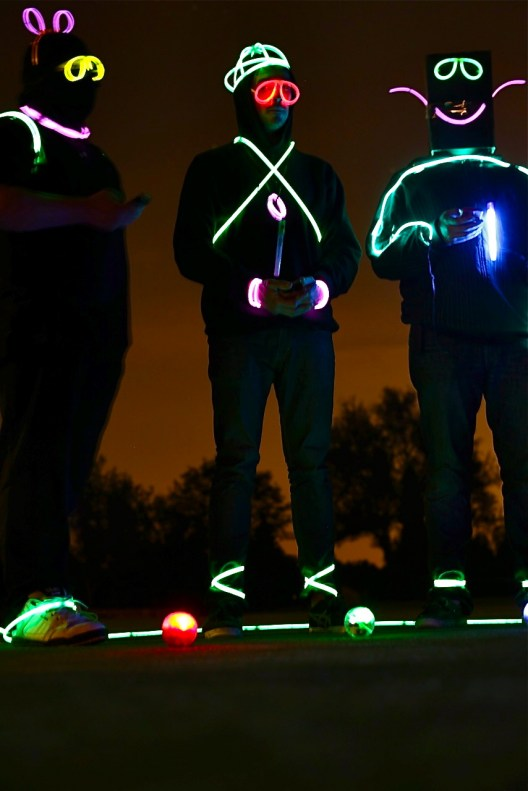 SV Glowball Golf